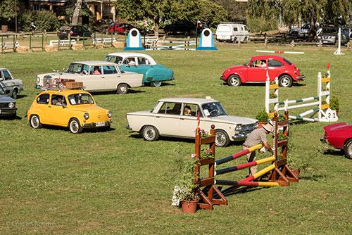 Gymkana del Club de Autos Antiguos